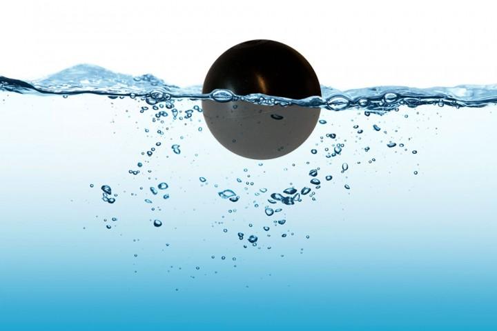 Arubis floating balls
